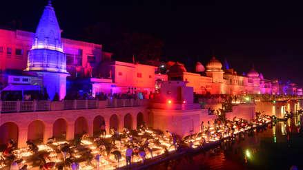 Fotos | La India se cubre de luces para celebrar Diwali, el año nuevo del hinduismo