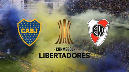 VER FINAL Boca vs. River EN VIVO NUEVOS HORARIOS del mundo: DOMINGO EN DIRECTO INTERNET GRATIS canales de TV HD Copa Libertadores 2018 | Argentina | México | España | Estados Unidos