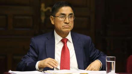 Sala Penal declaró infundada la apelación de César Hinostroza contra prisión preventiva