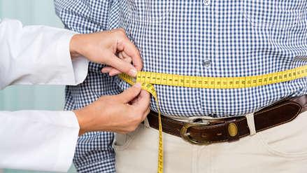 El exceso de peso es la principal causa de la diabetes