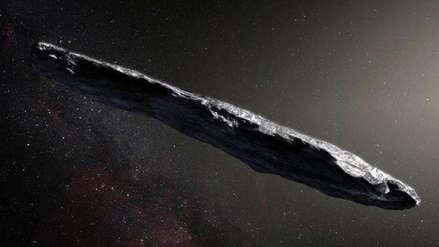 """Polémica por el supuesto origen """"alienígena"""" de un misterioso objeto que atraviesa el Sistema Solar"""