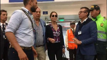 Hay Festival 2018: Mario Vargas Llosa e Isabel Preysler llegaron a Arequipa [FOTOS Y VIDEOS]