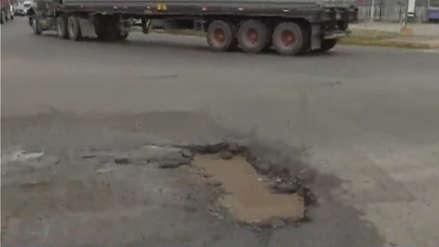 Callao: nuevo forado en el óvalo frente al aeropuerto Jorge Chávez genera caos vehicular
