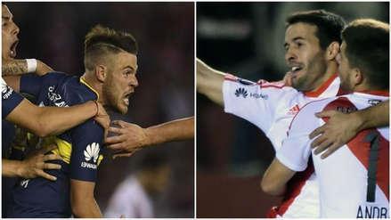 Boca Juniors vs. River Plate: Mayada y Nández no fueron convocados a la Selección de Uruguay