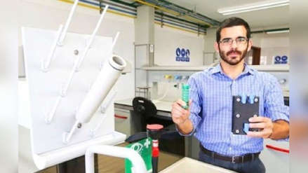Rodrigo Coquis: peruano que inventó dispositivo para reducir la contaminación de combustible consigue excelentes resultados