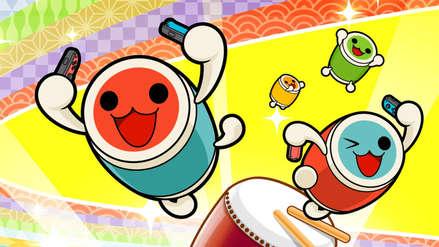 El clásico juego rítmico Taiko No Tatsujin ya se encuentra disponible para consolas en Sudamérica
