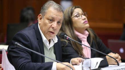 """Arana dijo que hay un proyecto para que salga toda la Junta de Fiscales Supremos: """"Ni Chávarry, ni Sánchez"""""""