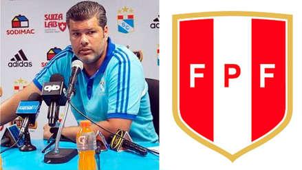 Benavides sobre posible suspensión de la FPF: