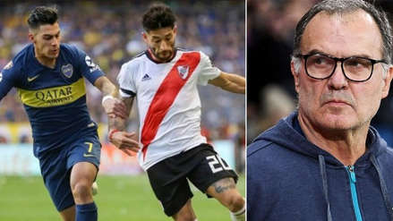 Boca Juniors vs. River Plate EN VIVO: Marcelo Bielsa y su opinión sobre la final de ida de la Copa Libertadores 2018