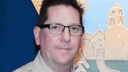La historia del policía héroe que murió tras enfrentarse al autor del tiroteo en California