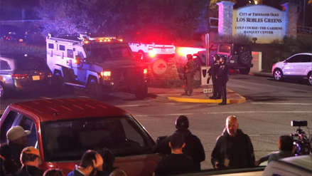 Tiroteo en California: al menos 13 muertos en un bar de música country