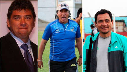 Copa Perú 2018: conoce a los 8 entrenadores que avanzaron a los cuartos de final