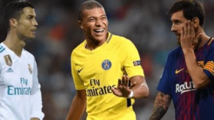 Kylian Mabppé: los jugadores que uniría para formar al futbolista perfecto
