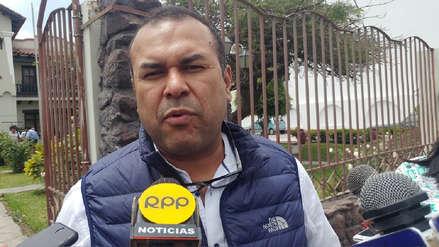 Marco Gasco cuestionó cero avance en proceso de transferencia municipal