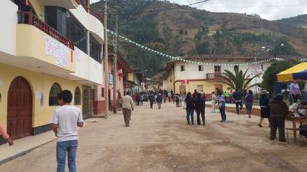Municipalidad de Urpay permanece cerrada sin atender a pobladores