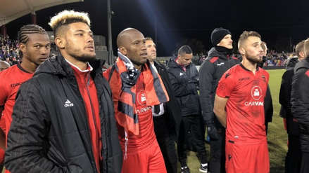 Didier Drogba le dice adiós al fútbol con una derrota en la final de la segunda división de EE.UU.