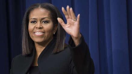 Michelle Obama reveló que se sometió a fecundación in vitro con sus dos hijas