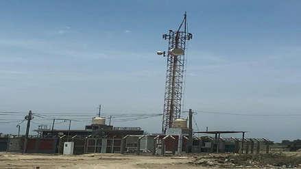 Alertan sobre robo en estación de telefonía que afecta proyecto de banda ancha