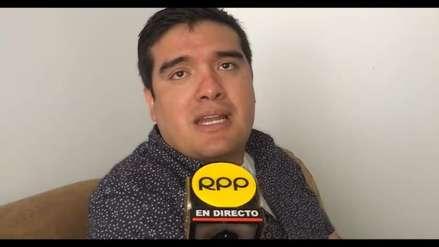 Video | Pediatra detenido por presunto tráfico de niños continúa internado en hospital de EsSalud en Arequipa