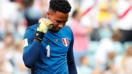 Selección Peruana   Pedro Gallese: