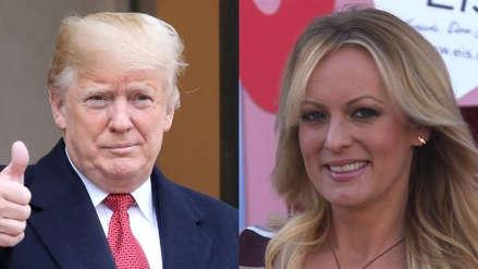 Trump estuvo involucrado personalmente en los pagos a Stormy Daniels, según la prensa de EE.UU.