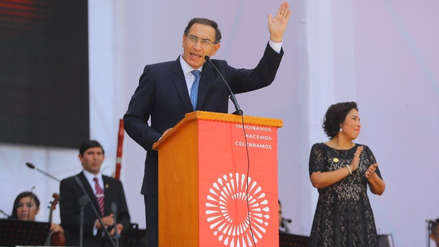 Vizcarra lanzó la Agenda Bicentenario: