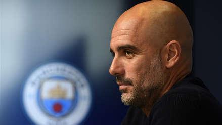 Futbolista dijo que ser dirigido por Josep Guardiola es