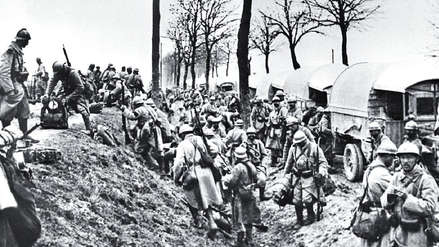 Militares franceses homenajearán en los Andes del Perú a héroe de la Primera Guerra Mundial