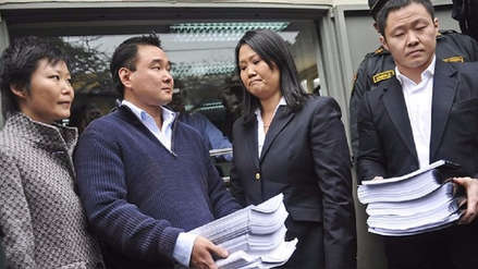 La Fiscalía amplia 8 meses investigación contra Kenji, Hiro y Sachi Fujimori por caso Limasa
