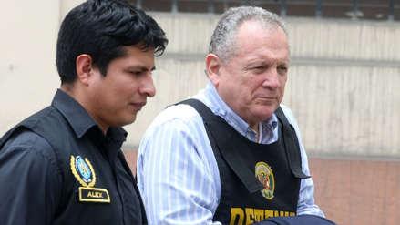 Poder Judicial ordenó 36 meses de prisión preventiva para Vicente Silva Checa