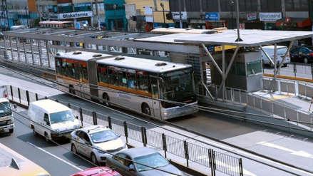 Metropolitano anuncia que la tarifa de S/2.50 se retomará este lunes 12