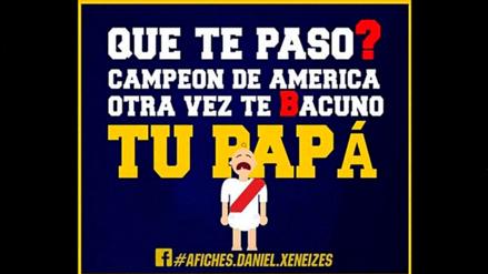Boca Vs River En Facebook Los Mejores Memes Por La Final De La