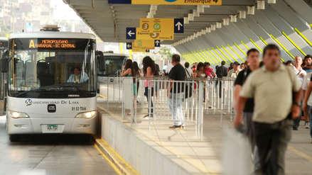 Metropolitano | Concesionarios no devolverán el excedente que usuarios pagaron por alza de pasaje