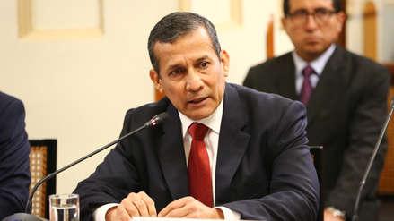 Partido Nacionalista: El informe Lava Jato tiene como objetivo inhabilitar a Ollanta Humala
