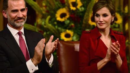 ¿Qué protocolo deben seguir los jefes de Estado para recibir a los reyes de España?