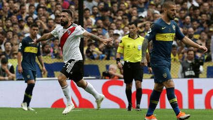 River Plate empató 2-2 ante Boca Juniors y definirá la Copa ... 6f91f8bbf7412