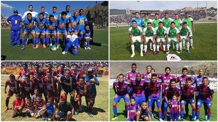 Copa Perú 2018: todos los resultados de los partidos de ida de los cuartos de final