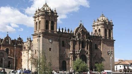 Fotos | Daños leves en la Catedral del Cusco dejó sismo de magnitud 4