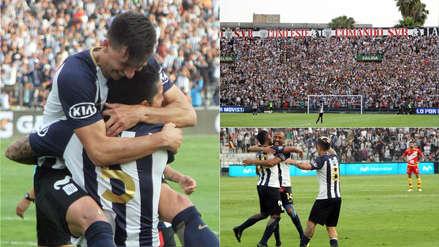 Alianza Lima: las mejores imágenes del triunfo blanquiazul ante Sport Huancayo