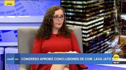 Rosa Bartra denunciará a juez Concepción y a fiscal Pérez por documentos allanados en casa de Silva Checa