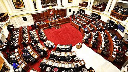 ¿Cómo ha cambiado la conformación de las bancadas en el Congreso en dos años?