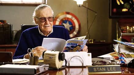 ¿Stan Lee aparecerá en