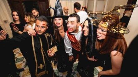 Una fiesta de Halloween en una histórica iglesia causa escándalo en el Vaticano