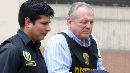 Vicente Silva Checa fue trasladado al penal de Ancón I
