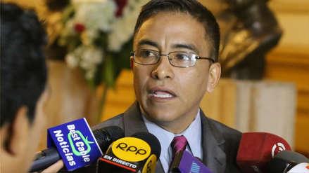 Roberto Vieira busca crear bancada 'Bicentenario del Perú' con congresistas no agrupados