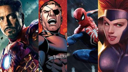 Stan Lee | Estos son los personajes creados para Marvel y el mundo de los cómics