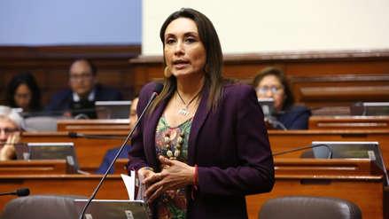 Patricia Donayre renunció a la bancada de Peruanos por el Kambio