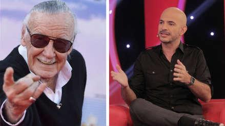Stan Lee: El día en que Ricardo Morán se tomó una foto con el genio de Marvel