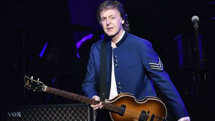 Paul McCartney alista su primer musical