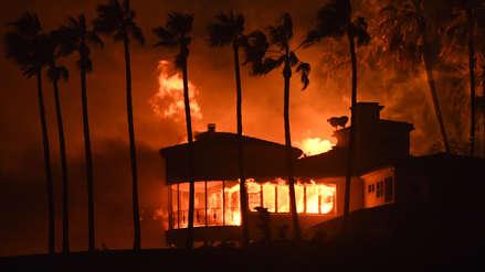 Sube a 31 el número de muertos en incendios de California y reportan 100 desaparecidos